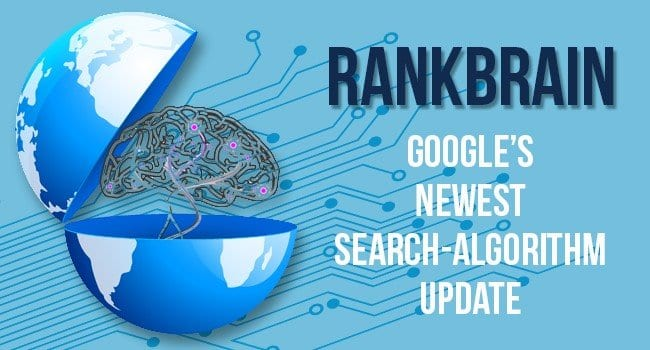 Google's Newest Search-Algorithm Update RankBrain