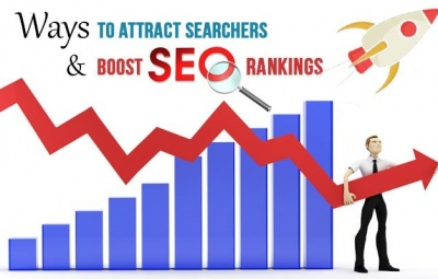 Tricks to Attract Searchers
