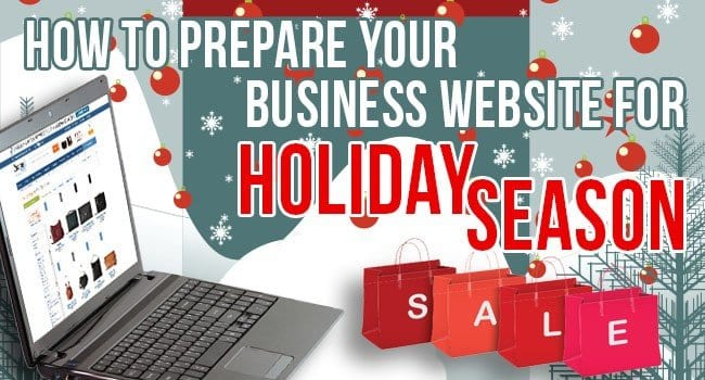 business-website-for-holiday-season